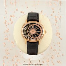 Audemars Piguet Millenary Ladies Rose gold 45mm Black United States of America, New York, Airmont