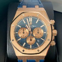 Audemars Piguet 26331OR.OO.D315CR.01 Or rouge 2017 Royal Oak Chronograph 41mm nouveau