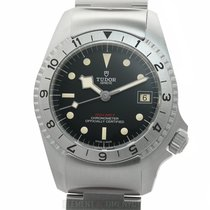 Tudor Black Bay Steel Steel 42mm Black United States of America, New York, New York