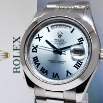 Rolex Day-Date II 218206 2017 pre-owned