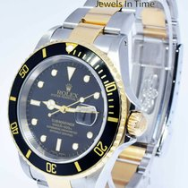 Rolex Submariner Date 16613 2001 pre-owned