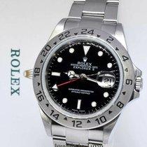 Rolex Explorer II Acier 40mm Noir