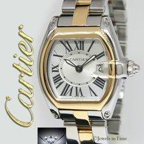 Cartier Roadster 2675 подержанные