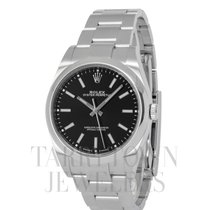 Rolex Oyster Perpetual 39 Acero 39mm Negro