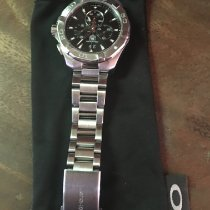 TAG Heuer Aquaracer 300M WAY201A.BA0927 Very good Steel 43mm Manual winding The Philippines, 5600