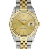 Rolex Steel 36mm Automatic 16233 pre-owned United States of America, New York, New York