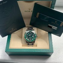 勞力士 Submariner Date 116610LV 2013 二手