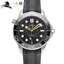 Omega Seamaster Diver 300 M Zeljezo 42mm Crn