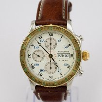 Longines Lindbergh Hour Angle L2.602.5 2002 pre-owned