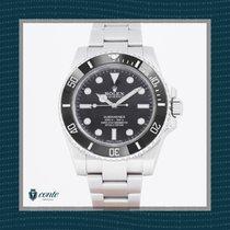 Rolex Submariner (No Date) 114060 Muy bueno Acero 40mm Automático