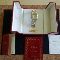 Cartier Panthère Gold/Stahl 27mm Weiß Römisch Deutschland, Bad Griesbach