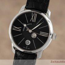 Ulysse Nardin Acier Remontage automatique Noir 40mm occasion Classico Luna