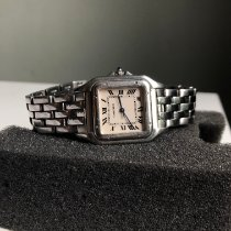 Cartier Panthère tweedehands 27mm Champagne Staal