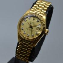 Rolex Lady-Datejust 6917 Πολύ καλό Κίτρινο χρυσό 26mm Αυτόματη Ελλάδα, ATHENS