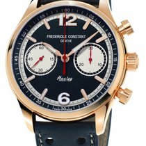 Frederique Constant Vintage Rally Rose gold United States of America, New York, Monsey