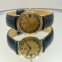 Omega Seamaster DeVille Yellow gold 34mm Champagne No numerals United Kingdom, Ringwood