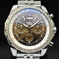 Breitling Bentley 6.75 Acero 48mm Marrón Sin cifras España, Barcelona