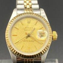 Rolex 69173 Or/Acier 1985 Lady-Datejust 26mm occasion France, Paris