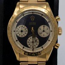 Rolex Daytona Oro amarillo Negro