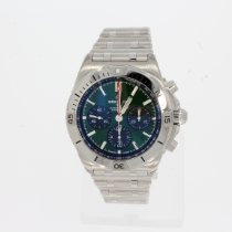 Breitling Staal 42mm Automatisch AB01343A1L1A1 nieuw
