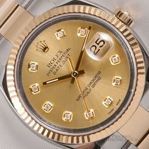 Rolex Datejust Steel 36mm Champagne United States of America, California, Los Angeles