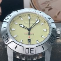 Nauticfish Steel 45mm Automatic pre-owned United States of America, Florida, Pompano Beach