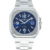 Bell & Ross BR 05 Steel 40mm Blue United States of America, Georgia, Atlanta