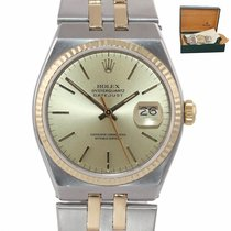 Rolex Datejust Oysterquartz Gold/Steel 36mm Champagne United States of America, New York, Huntington