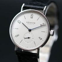 NOMOS Tangente 38 Steel 38mm Silver Arabic numerals United States of America, New Jersey, Long Branch
