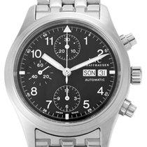 IWC Pilot Chronograph occasion 39mm Acier