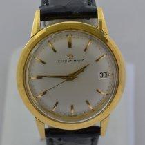 Eterna Gult gull 34,6mm Automatisk 4081650 brukt