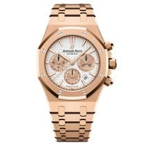 Audemars Piguet 26315OR.OO.1256OR.01 Rose gold 2020 Royal Oak Chronograph 38mm new United States of America, New York, New York
