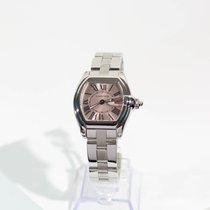 Cartier Roadster Steel 36mm Pink Roman numerals United States of America, Ohio, Columbus