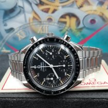 Omega Speedmaster Reduced Acciaio 39mm Nero Arabo Italia, CASTELD'ARIO(MN)