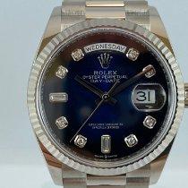 Rolex Day-Date 36 nieuw 2020 Automatisch Horloge met originele doos en originele papieren 128239