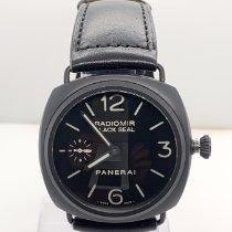 Panerai Radiomir Black Seal Steel 45mm Black Arabic numerals United States of America, New York, New York