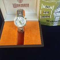 Wakmann Yellow gold 36mm Manual winding 72.1311.21 pre-owned
