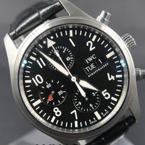 IWC Steel 42mm Automatic IW371701 pre-owned Malaysia