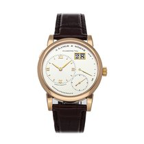 A. Lange & Söhne Rose gold 38.5mm Manual winding 101.032 pre-owned United States of America, Pennsylvania, Bala Cynwyd