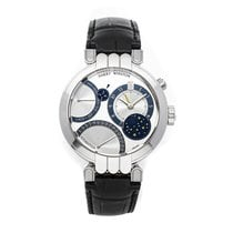 Harry Winston Premier White gold 41mm Silver Arabic numerals United States of America, Pennsylvania, Bala Cynwyd