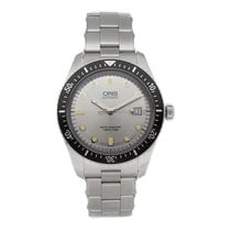 Oris Divers Sixty Five Steel 42mm Silver No numerals United States of America, Pennsylvania, Bala Cynwyd