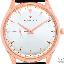 Zenith Elite Ultra Thin 18.2010.681/01.C498 2015 pre-owned