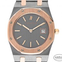 Audemars Piguet Quarz Grau 33mm gebraucht Royal Oak