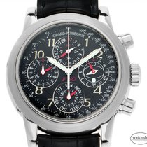 Girard Perregaux Or blanc 40mm Remontage automatique 9025 occasion