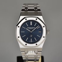 Audemars Piguet Steel 39mm Automatic 15202ST.OO.1240ST.01 pre-owned