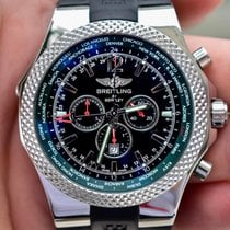 Breitling Bentley GMT A47362S4/B919 подержанные