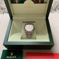 Rolex Oyster Perpetual 36 Stål 36mm Sølv Arabertal Danmark, København V