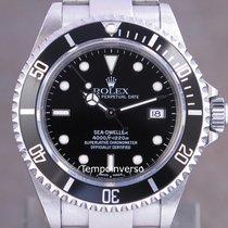 Rolex 16600 Steel 2005 Sea-Dweller 4000 40mm pre-owned United Kingdom, London