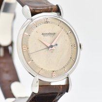 Jaeger-LeCoultre Steel 35mm Manual winding pre-owned United States of America, California, Beverly Hills