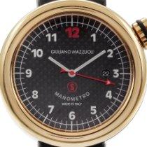 Giuliano Mazzuoli Oro giallo 45mm Automatico NR27CG349 usato